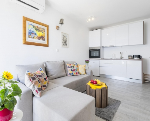 Apartment for rent in Split - Croatia - App Mary - with sea view