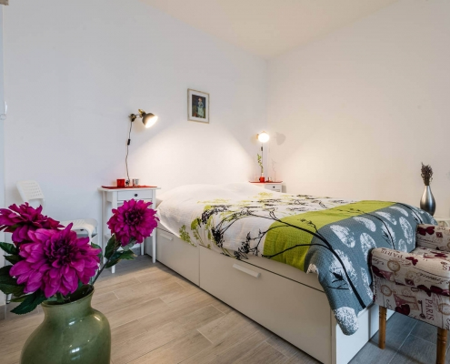 Apartment in Split - Croatia - App Frankie - Studio with sea view